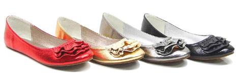 Le Ballerine…..le scarpe!