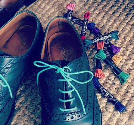 Ragazzi, allacciate….le scarpe!
