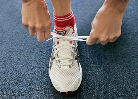 L'optional più importante nello sport…la scarpa giusta